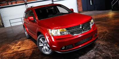 2012 Dodge Journey RT Front Wheel Drive Power Steering ABS 4-Wheel Disc Brakes Aluminum Wheels
