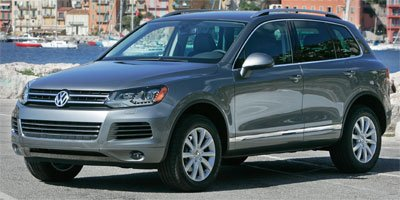 2012 Volkswagen Touareg V6 TDI Turbocharged 4-Wheel Disc Brakes Four Wheel Drive Power Steering