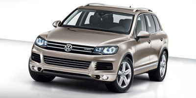 2011 Volkswagen Touareg  BLACK ANTHRACITE  VIENNA LEATHER SEAT TRIM TUNGSTEN SILVER METALLIC Supe
