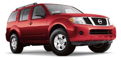 2012 Nissan Pathfinder S 2WD 4dr V6 S Gas V6 4.0L/241 [2]