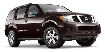2011 Nissan Pathfinder Silver 4WD 4dr V6 Silver Gas V6 4.0L/241 [5]
