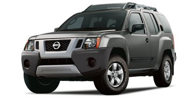 2013 Nissan Xterra S Rear Wheel Drive Power Steering 4-Wheel Disc Brakes Aluminum Wheels Tires