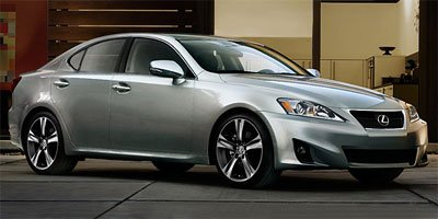 2011 Lexus IS 250  18 LIQUID GRAPHITE ALLOY WHEELS WSUMMER TIRES  -inc P22540R18 front  P25540