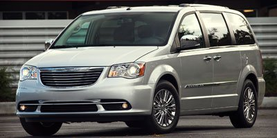 2011 Chrysler Town  Country Limited Front Wheel Drive Power Steering ABS 4-Wheel Disc Brakes C