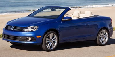 2012 Volkswagen Eos Executive Turbocharged Front Wheel Drive Power Steering 4-Wheel Disc Brakes