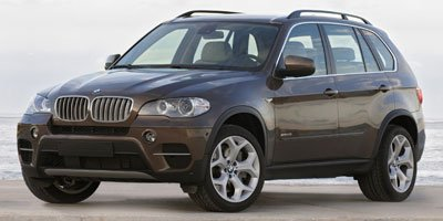 2011 BMW X5  Turbocharged All Wheel Drive Power Steering ABS 4-Wheel Disc Brakes Tires - Front