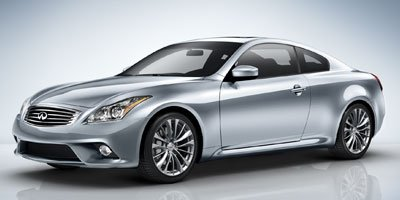 2012 Infiniti G37 Coupe  Rear Wheel Drive Power Steering 4-Wheel Disc Brakes Aluminum Wheels Ti