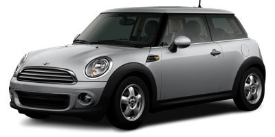 2012 MINI Cooper Hardtop Base Front Wheel Drive Keyless Start Power Steering 4-Wheel Disc Brakes