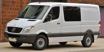 2011 Mercedes Sprinter Crew Vans Van Turbocharged Rear Wheel Drive Tow Hooks Power Steering 4-W