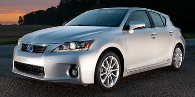 2011 Lexus CT 200h Premium Audio Package Keyless Start Front Wheel Drive Power Steering 4-Wheel