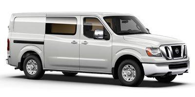 2012 Nissan NV Fleet S
