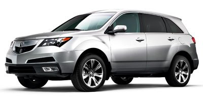 2013 Acura MDX Advance Pkg