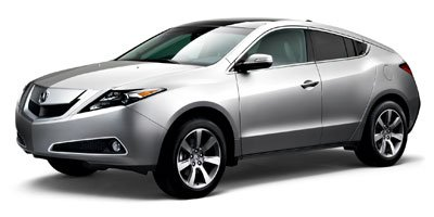 2012 Acura ZDX Advance Pkg