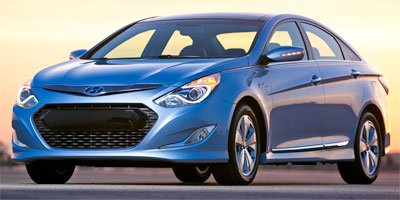 2012 Hyundai Sonata Hybrid Front Wheel Drive Power Steering 4-Wheel Disc Brakes Aluminum Wheels