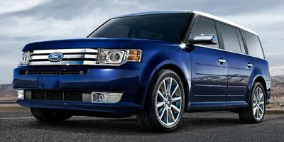 2011 Ford Flex Limited AWD Turbocharged All Wheel Drive Power Steering Tires - Front Performance