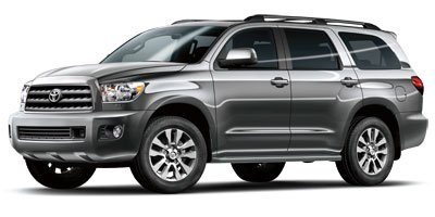 2011 Toyota Sequoia Platinum LockingLimited Slip Differential Four Wheel Drive Tow Hitch Air Su