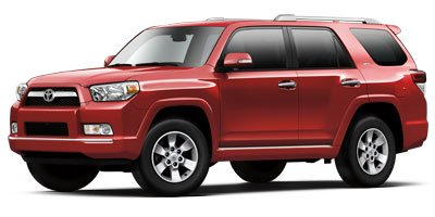 2013 Toyota 4Runner SR5 Four Wheel Drive Tow Hitch Power Steering 4-Wheel Disc Brakes Aluminum