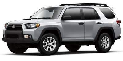 2012 Toyota 4Runner Trail LockingLimited Slip Differential Four Wheel Drive Tow Hitch Power Ste