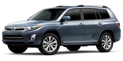 2012 Toyota Highlander Hybrid Limited Heated Mirrors Four Wheel Drive Power Steering 4-Wheel Dis