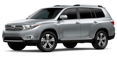 2012 Toyota Highlander Limited FWD 4dr V6  Limited Gas V6 3.5L/211 [0]
