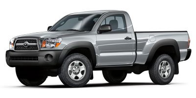 2011 Toyota Tacoma REG CAB 4WD MT LockingLimited Slip Differential Four Wheel Drive Power Steeri