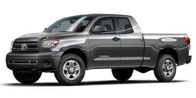 2011 Toyota Tundra 2WD Truck Double Cab Truck LockingLimited Slip Differential Rear Wheel Drive