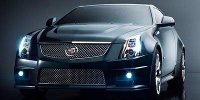 2013 Cadillac CTS-V Coupe CPE Heated Mirrors Seat Memory Supercharged LockingLimited Slip Diffe