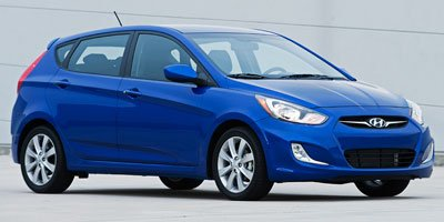 2012 Hyundai Accent GS CERTIFIED Front Wheel Drive Power Steering 4-Wheel Disc Brakes Power Mirr