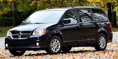2012 Dodge Grand Caravan SXT Front Wheel Drive Power Steering Aluminum Wheels Tires - Front All-