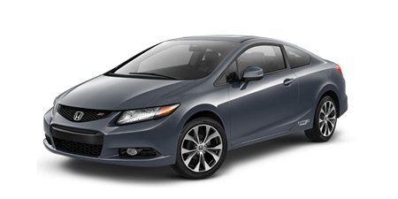 2012 Honda Civic Cpe Si  Gas I4 2.4L/144 [2]