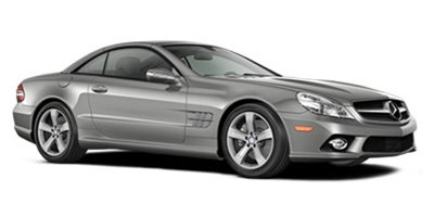 2011 Mercedes SL-Class SL550 Rear Wheel Drive Air Suspension Active Suspension Power Steering 4