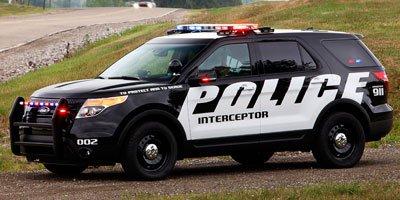 2013 Ford Utility Police Interceptor Base