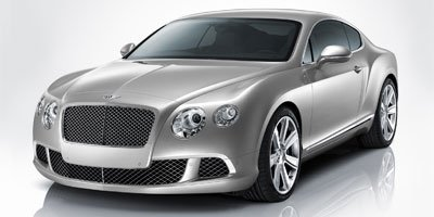 2012 Bentley Continental GT 2dr Coupe