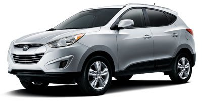 2012 Hyundai Tucson GLS Front Wheel Drive Power Steering 4-Wheel Disc Brakes Aluminum Wheels Ti