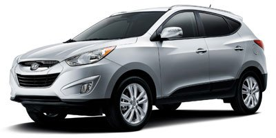 2012 Hyundai Tucson Limited Front Wheel Drive Power Steering 4-Wheel Disc Brakes Aluminum Wheels