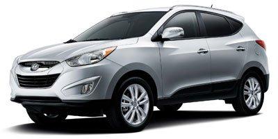 2012 Hyundai Tucson Limited PZEV FWD 4dr Auto Limited PZEV Gas I4 2.4L/144 [1]