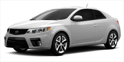 2012 Kia Forte Koup SX Front Wheel Drive Power Steering 4-Wheel Disc Brakes Aluminum Wheels Tir