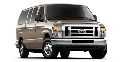 2012 Ford Econoline Wagon XLT Rear Wheel Drive Power Steering 4-Wheel Disc Brakes Tires - Front
