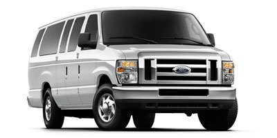 2012 Ford Econoline Wagon Super Duty Ext Rear Wheel Drive Power Steering 4-Wheel Disc Brakes Tir