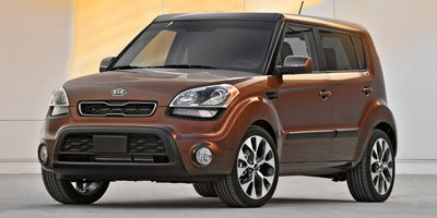 2012 Kia Soul  Front Wheel Drive Power Steering 4-Wheel Disc Brakes Aluminum Wheels Tires - Fr
