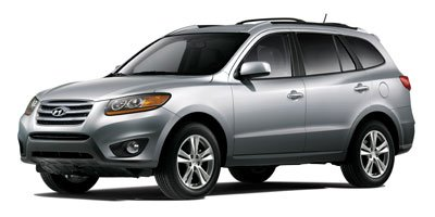 2012 Hyundai Santa Fe GLS Front Wheel Drive Power Steering 4-Wheel Disc Brakes Aluminum Wheels