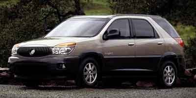 2002 Buick Rendezvous CX Front Wheel Drive Tires - Front All-Season Tires - Rear All-Season Temp