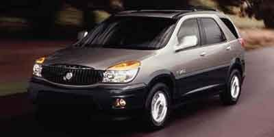 2002 Buick Rendezvous CXL All Wheel Drive Tires - Front All-Season Tires - Rear All-Season Tempo