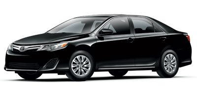 2012 Toyota Camry LE Front Wheel Drive Power Steering 4-Wheel Disc Brakes Brake Assist Wheel Co