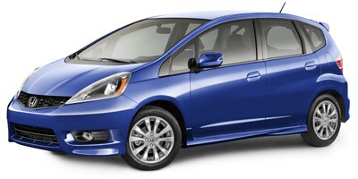 2012 Honda Fit Photo