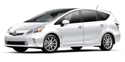 2012 Toyota Prius v Five 5dr Wgn Five Gas/Electric I4 1.8L/110 [0]
