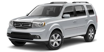 2013 Honda Pilot Touring Front Wheel Drive Tow Hitch Power Steering 4-Wheel Disc Brakes Aluminu