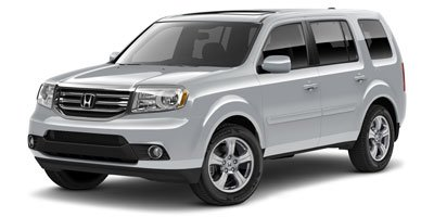 2013 Honda Pilot EX-L LockingLimited Slip Differential Four Wheel Drive Tow Hitch Power Steerin