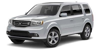 2012 Honda Pilot EX-L 4WD 4dr EX-L Gas V6 3.5L/212 [2]