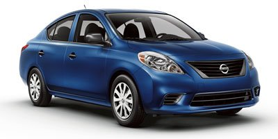 2013 Nissan Versa S 4dr Sdn Manual 1.6 S Gas I4 1.6L/97